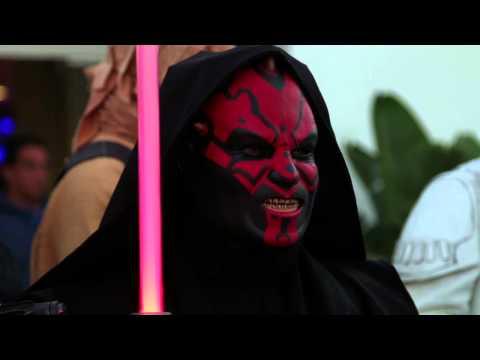 Celebraci�n Star Wars en Tecn�polis