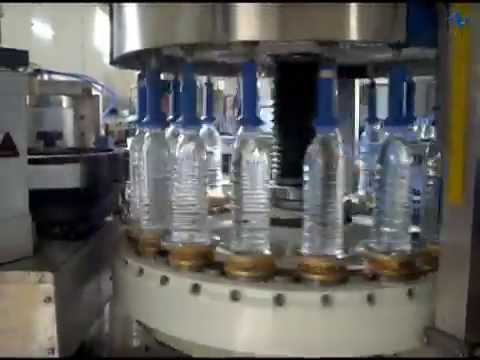 Water Production Line Iraq AFICO 15000BPH Chinese cheaper filing machne