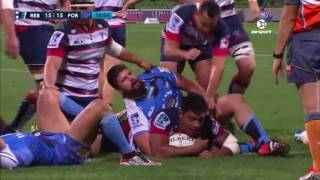 Melbourne Rebels v Western Force Rd.14 2016 | Super Rugby Video Highlights