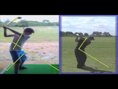 Swing Plane Spine Angle Golf Lesson