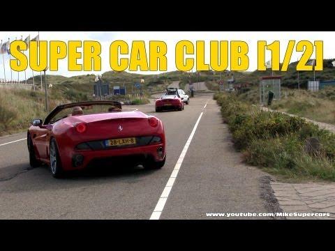 Super Car Club - Ferraris, Porsches, AMGs, GTR +more - 15 september 2012 Ijmuiden