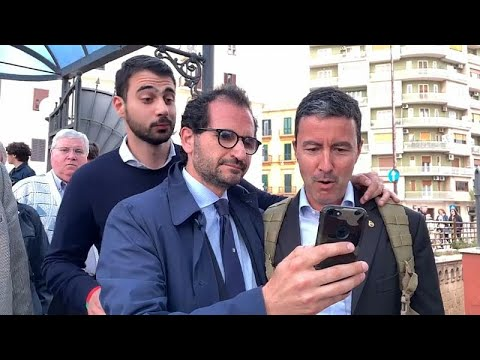 Italien: Urenkel des italienischen Diktators Mussolin ...