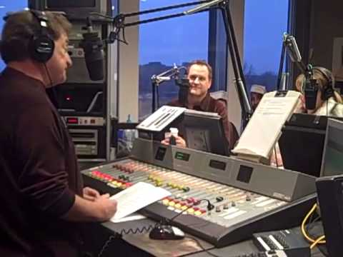 Comedian Dave Coulier in studio - Lanigan and Malone WMJI