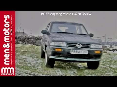 1997 SsangYong Musso GX220 Review