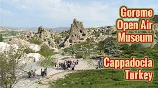 Video Weird Places : Goreme Open Air Museum │Goreme - Cappadocia │Turkey MP3, 3GP, MP4, WEBM, AVI, FLV Januari 2019