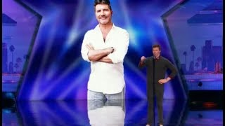 #Full Segment  America's Got Talent Season 12  Auditions 3  Episode 3 A radio station sales guy from Ohio takes on DNCE's hit 'Cake by the Ocean' with hil...