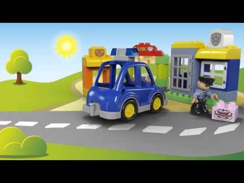 """Конструктор Lego Duplo 10532 """"Погоня за воришкой"""""""