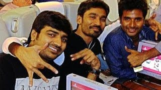 Dhanush hit the Clap Board for Siva Karthikeyan