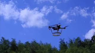 ブイキューブロボ、箱型基地から離着陸・収納する自律飛行ドローン(動画あり)