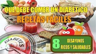 Aquí encontrarás como preparar cada desayuno!! ▻▻http://remediosnaturalespara.org/que-debe-comer-un-diabetico.html/◅◅...