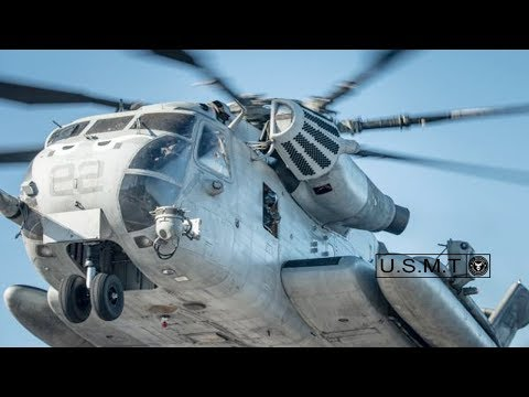 CH-53 E King Super Stallion with...