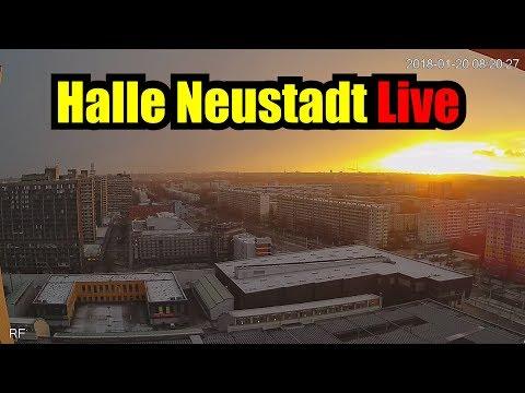 Live Cam: Halle (Saale) - Halle Neustadt