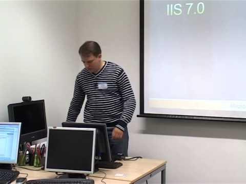 Лекция 5: Обеспечение безопасности серверов IIS 7.0. Удаленное администрирование