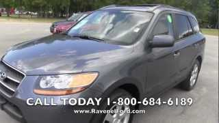 2009 Hyundai Sante Fe Limited AWD Review Video 1 Owner * For Sale @ Ravenel Ford * Charleston, SC