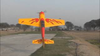 Pilot RC YAK 54 100cc 3D Flying By Pepi