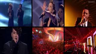 Video Eurovision 2018 vs 2017 vs 2016 vs 2015 vs 2014 vs 2013 Song Battle MP3, 3GP, MP4, WEBM, AVI, FLV Juli 2018