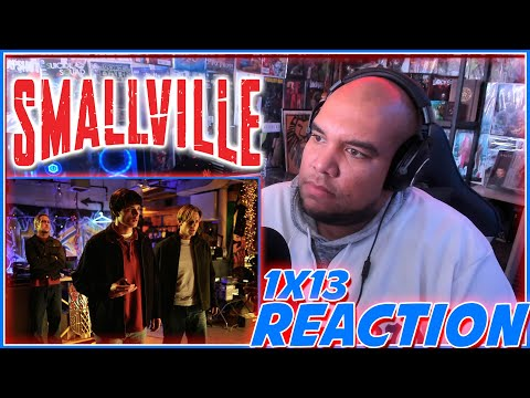 WHITNEY MAKING MISTAKES?! | Smallville 1x13 Reaction | Season 1 Episode 13