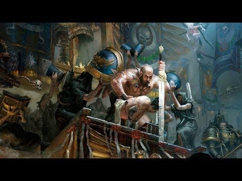 Exploring Warhammer 40k: Creating a Space Marine