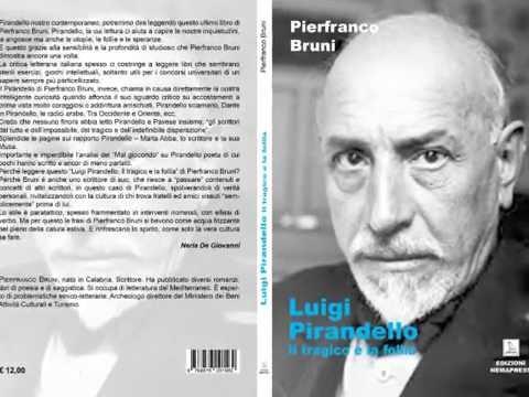 Premio Scanno apre gli 80 anni della morte di Pirandello con il libro di Bruni