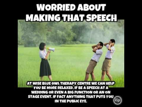 Hypnotherapy for public speaking in Ashford Surrey