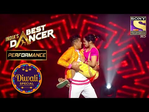 'Chikni Chameli' पे Sonal और Tushar ने दिया एक धमाकेदार Performance! | India's Best Dancer