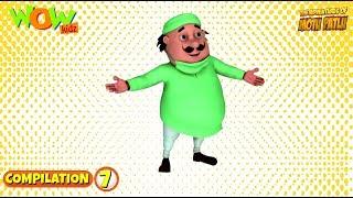 Video Motu Patlu - Non stop 3 episodes | 3D Animation for kids - #7 MP3, 3GP, MP4, WEBM, AVI, FLV Desember 2018