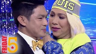 Video Friday 5: 5 scenes of Vice and Kuya Escort Ion as they bring fresh 'kilig' vibes in Its Showtime MP3, 3GP, MP4, WEBM, AVI, FLV Januari 2019