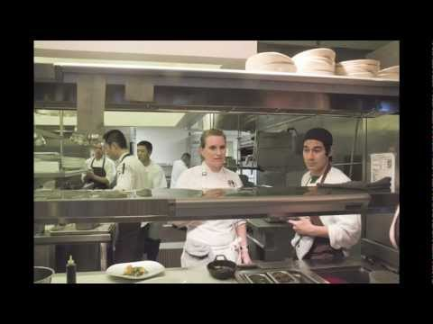 Student Chef's In San Francisco Compete: Culinary Clash