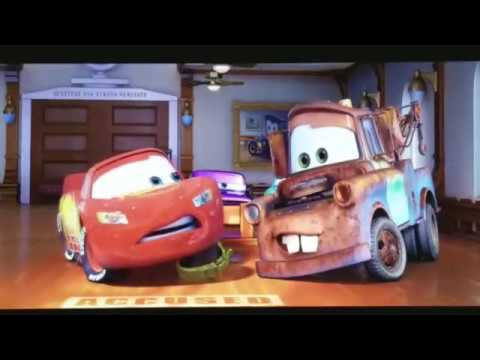 Voice Impressions demo 1.0 CARS Lightning McQueen / Owen Wilson, Mater / Larry the Cable Guy
