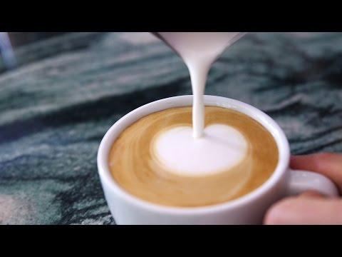 Consigli di Shem Leupin per una schiuma di latte perfetta