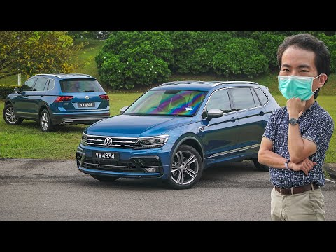 2021 Volkswagen Tiguan Allspace review - from RM165k in Malaysia