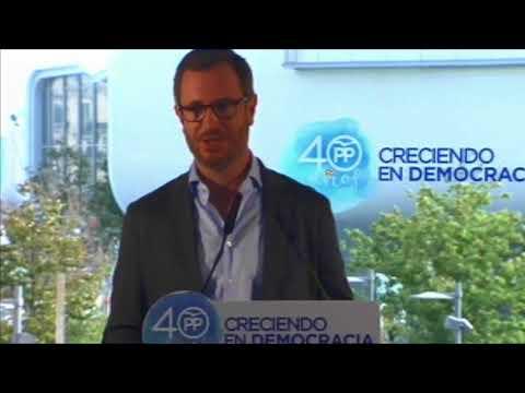 Maroto advierte a Puigdemont: