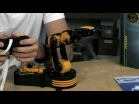 Robotic Arm - Cool Science Toy