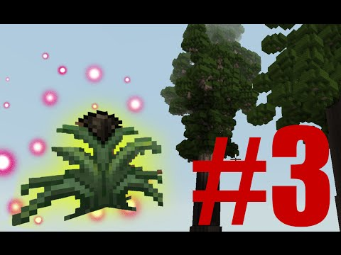 MINECRAFT 1.7.10 MODPACK [3] - MAGIC CROPS!!! - Walkthrough, Playthrough, Gameplay, Let's Play HD