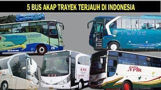 Video INILAH 5 BUS AKAP TRAYEK TERJAUH DI INDONESIA,YAITU LINTAS SUMATERA -JAWA MP3, 3GP, MP4, WEBM, AVI, FLV Juni 2018