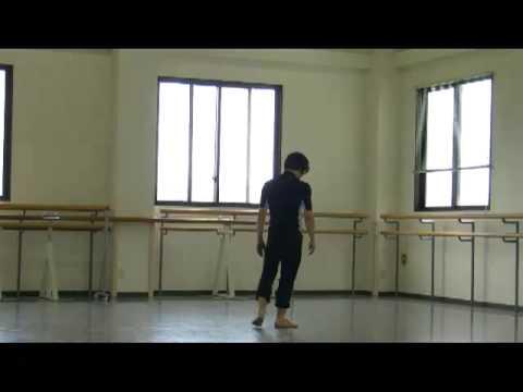 久保紘一・元コロラドバレエプリンシパル・NBAバレエ団で復活の踊り