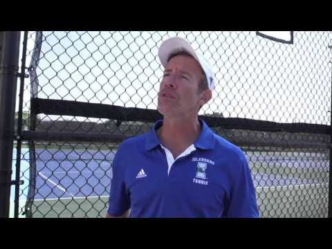 Men's Tennis Sweeps UTSA