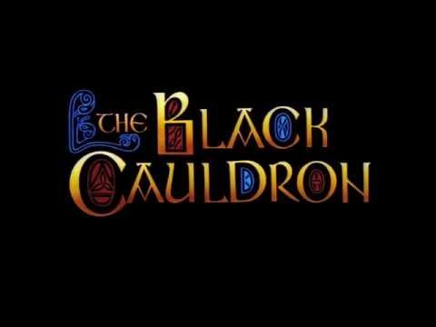 The Blu Ray Features Of Disney's The Black Cauldron