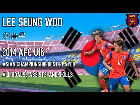 Seung - Lee Seung Woo is just brilliant. Please like, share and subscribe for more La Masia and Barça talent videos! :-) Copyright Disclaimer Under Section 107 of th...