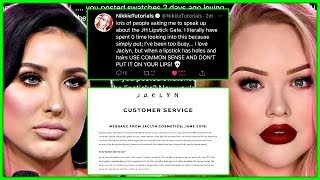 Video Jaclyn Hill LIES To Customers, NikkieTutorials CANCELS Jaclyn Cosmetics MP3, 3GP, MP4, WEBM, AVI, FLV Juni 2019
