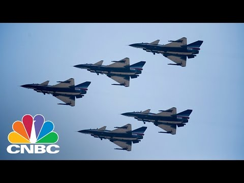 Two Chinese Jets Intercepted U.S. Military Aircraft Over The East China Sea: Bottom Line | CNBC