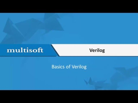 Introducing Verilog Basics Training