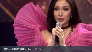 Video Miss Philippines Earth 2017 Karen Ibasco's Winning Answer MP3, 3GP, MP4, WEBM, AVI, FLV Desember 2018