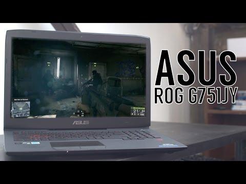 ASUS G751JY G-SYNC Gaming Laptop: 1080p Performance Review! (GTX 980M)