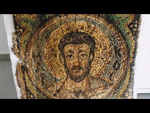 Στην Κύπρο το ψηφιδωτό του Αγίου Μάρκου