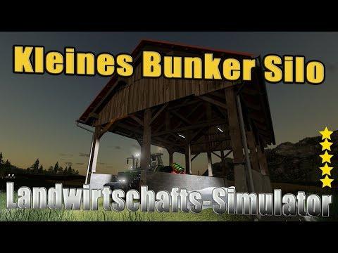 Small Bunker Silo v1.0.0.0