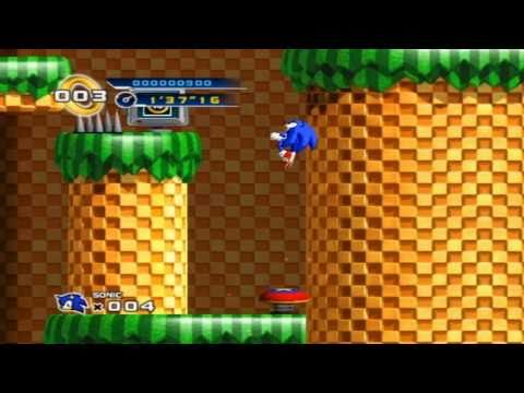 sonic the hedgehog 4 episode 2 wiiware