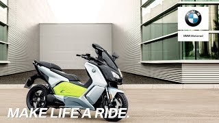 1. IN THE SPOTLIGHT: The new BMW C evolution