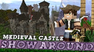Medieval Castle | EPIC INTERIORS | Ravand Server!