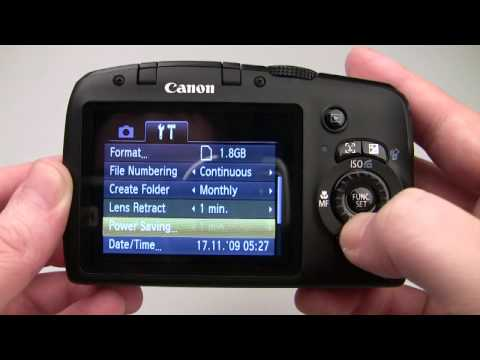 Canon Powershot SX120 IS - Video Reviews